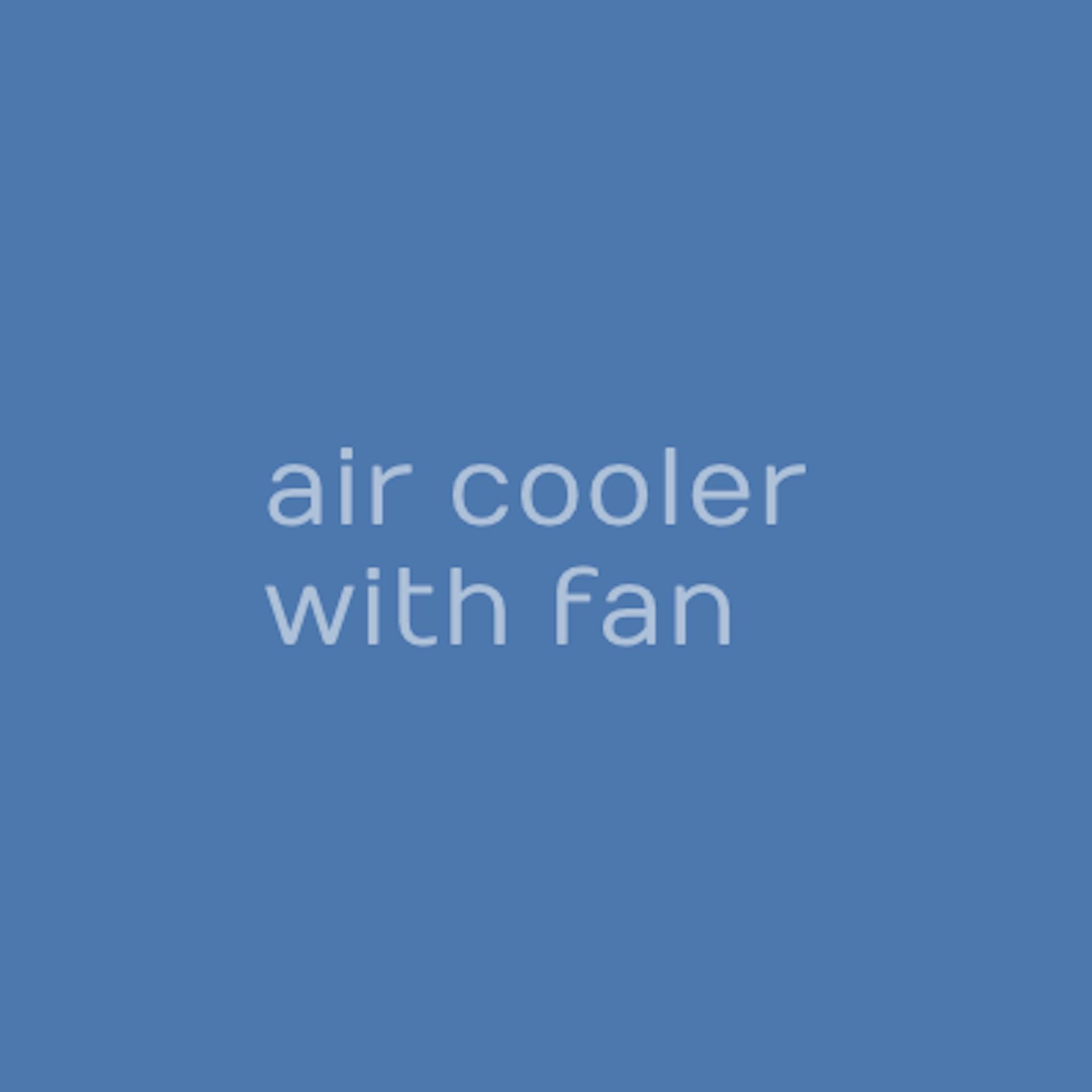 GWA_air_cooler_with_fan_Gesellschaft_fuer_Waerme_und_Anlagentechnik_mbH_monochrom