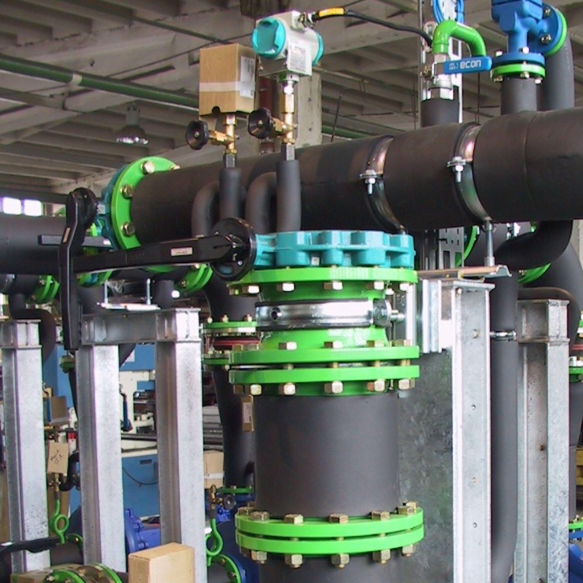 GWA_cooling_systems_technology_pump_skid_pump_group_2_Gesellschaft_fuer_Waerme_und_Anlagentechnik_mbH