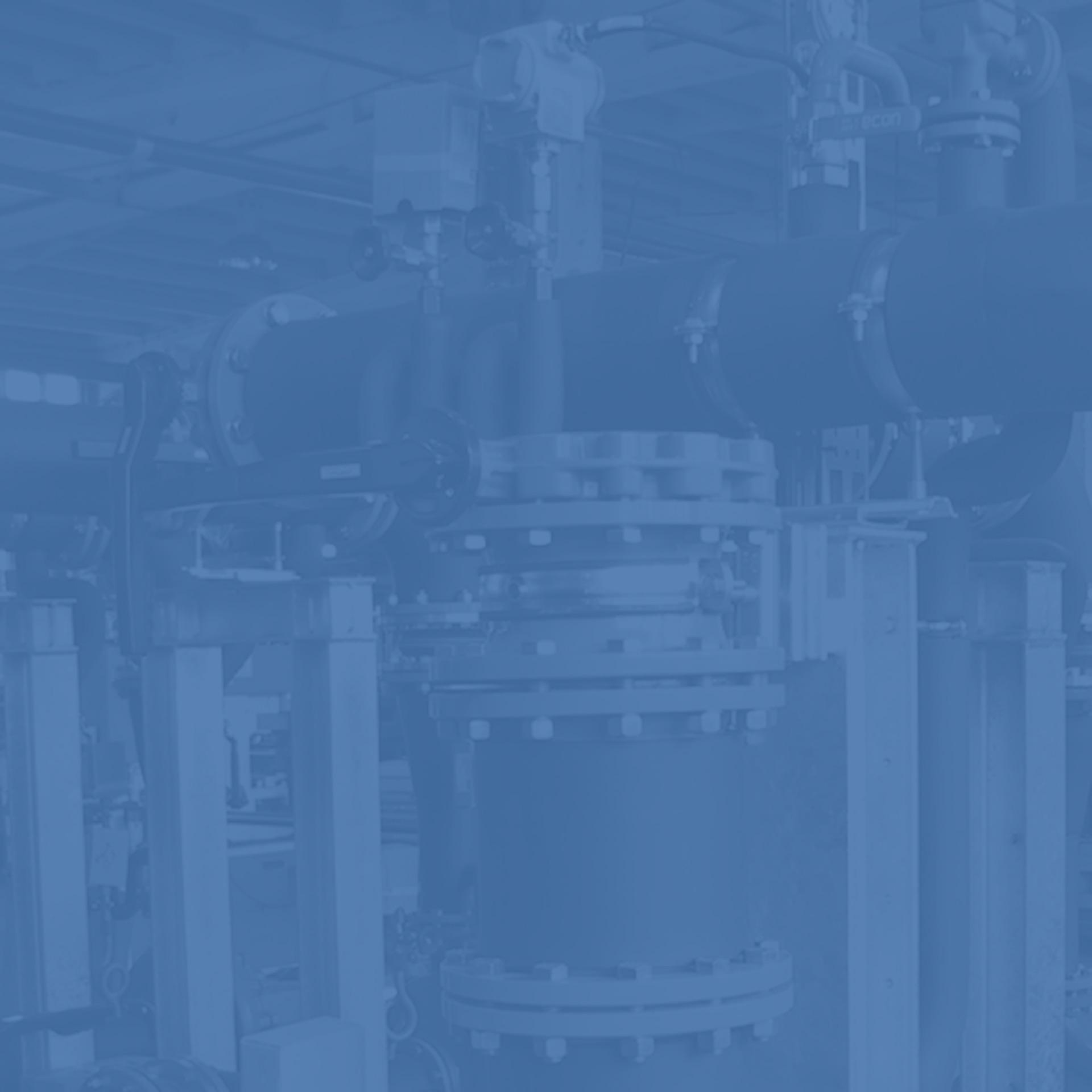 GWA_cooling_systems_technology_pump_skid_pump_group_2_Gesellschaft_fuer_Waerme_und_Anlagentechnik_mbH_monochrom