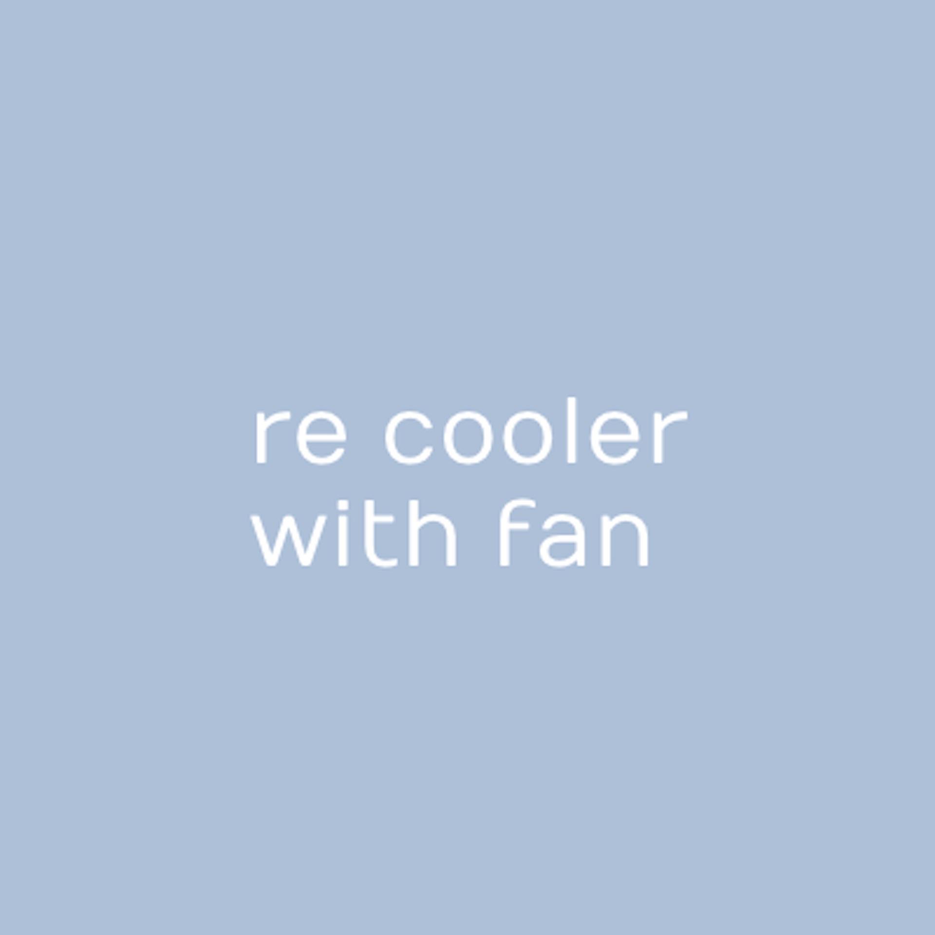 GWA_re_cooler_with_fan_Gesellschaft_fuer_Waerme_und_Anlagentechnik_mbH_monochrom