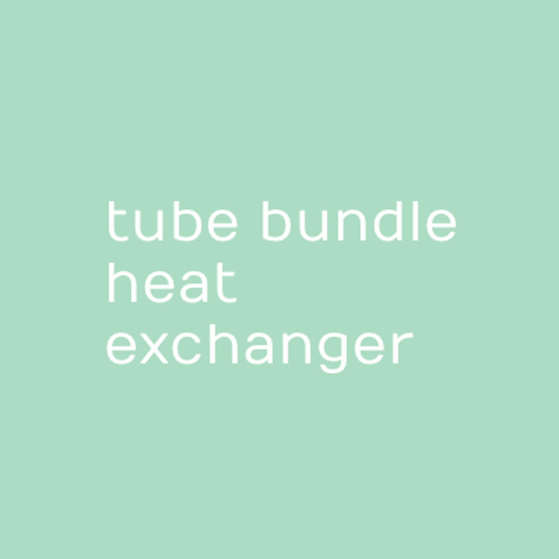 GWA_tube_bundle_heat_exchanger_Gesellschaft_fuer_Waerme_und_Anlagentechnik_mbH_monochrom